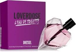 Kup Diesel Loverdose L'Eau de Toilette - Woda toaletowa (tester z nakrętką)