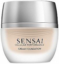 Kup Podkład do twarzy minimalizujący oznaki starzenia - Kanebo Sensai Cellular Performance Cream Foundation