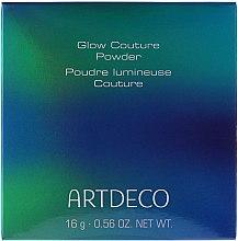 Kup Rozświetlający puder do twarzy - Artdeco Glow Couture Powder