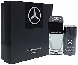Kup Zestaw - Mercedes Benz Select Gift Set (edt/100ml + dst/75ml)