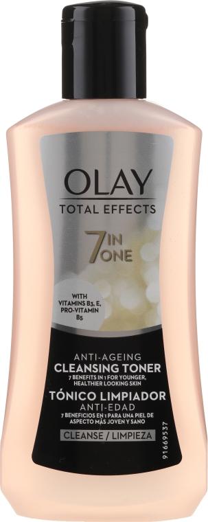 Odświeżający tonik - Olay Total Effects 7 In One Age-defying Toner — фото N1