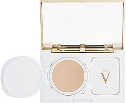 Kup PRZECENA! Kremowy puder w kompakcie do twarzy - Valmont Perfecting Powder Cream SPF 30 *