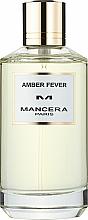 Kup Mancera Amber Fever - Woda perfumowana