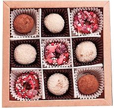 Kup Twarda piana do kąpieli Pralinki czekoladowe - Dushka