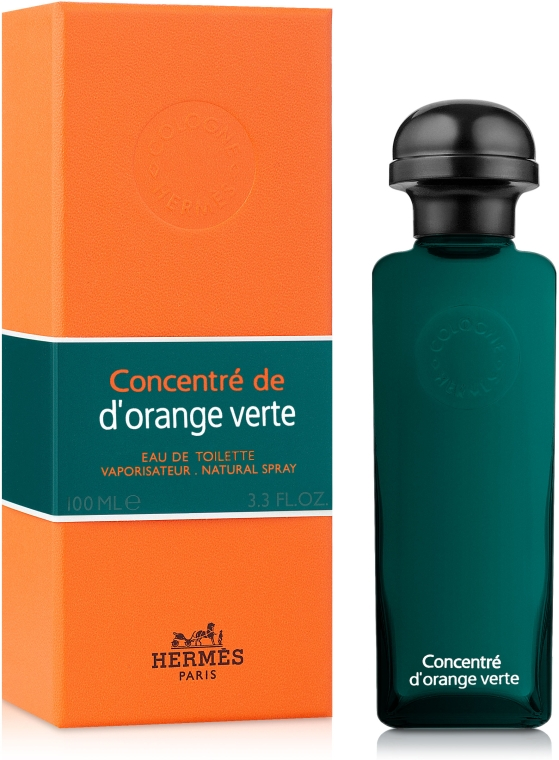 Hermes Concentré d'Orange Verte - Woda toaletowa — фото N2