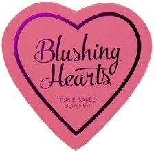 Kup Wypiekany róż do policzków - I Heart Revolution Blushing Hearts Blusher