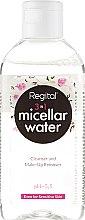 Kup Woda micelarna do demakijażu 3 w 1 - Regital 3 in 1 Micellar Water Cleanser And Make-Up Remover