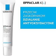 Odnawiający krem do skóry tłustej - La Roche-Posay Effaclar K+ — фото N3