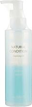 Kup Hydrofilowy olejek do głębokiego oczyszczania skóry - The Saem Natural Condition Cleansing Oil Deep Clean