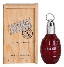 Kup Gilles Cantuel Arsenal Red - Woda perfumowana