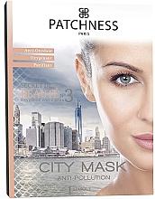 Kup Antyoksydacyjna maseczka do twarzy - Patchness City Mask