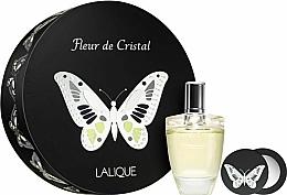 Kup Lalique Fleur de Cristal - Zestaw (edp/100ml + mirror)