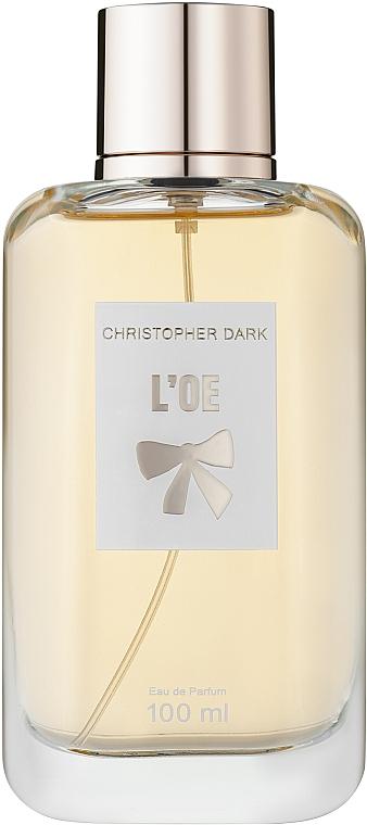 Christopher Dark L'oe - Woda perfumowana