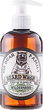 Kup Łagodny szampon do brody - Mr. Bear Family Beard Wash Wilderness