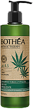 Kup Wzmacniający szampon rewitalizujący do włosów z olejem konopnym - Bothea Botanic Therapy Strenght Vitality Shampoo pH 4.5