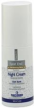Kup Rozjaśniający krem do twarzy - Frezyderm Spot End Night Cream