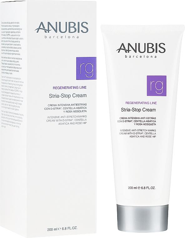 Rewitalizujący krem na rozstępy - Anubis Regenerating Line Stria-Stop Cream — фото N1