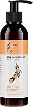 Kup Nawilżający płyn do mycia twarzy - Make Me Bio Orange Energy