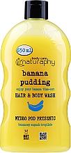 Kup Mydło pod prysznic o zapachu bananów - Bluxcosmetics Naturaphy