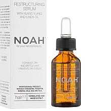 Kup Serum z olejem lnianym Ylang Ylang - Noah