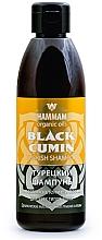 Kup Szampon do włosów Czarny kminek - Hammam Organic Oils Black Cumin Shampoo