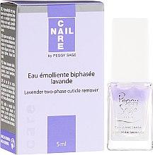 Kup Dwufazowy preparat do usuwania skórek - Peggy Sage Lavender Two-Phase Cuticle Remover