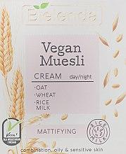 Kup Matujący krem do twarzy - Bielenda Vegan Muesli Mattifying Day Night Cream