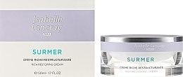 Kup Odbudowujący krem do twarzy - Isabelle Lancray Surmer Rich Restoring Cream