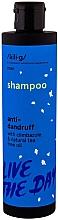 Kup Przeciwłupieżowy szampon do włosów dla mężczyzn - Kili·g Man Anti-Dandruff Shampoo