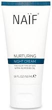 Kup Odżywczy krem na noc do każdego rodzaju skóry - Naif Natural Skincare Nurturing Night Cream