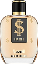 Kup Lazell $ For Men - Woda toaletowa