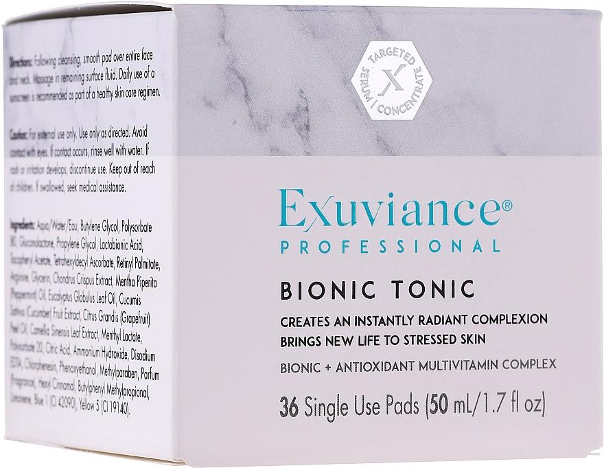 Przeciwstarzeniowy tonik do twarzy - Exuviance Professional Bionic Tonic — фото N1