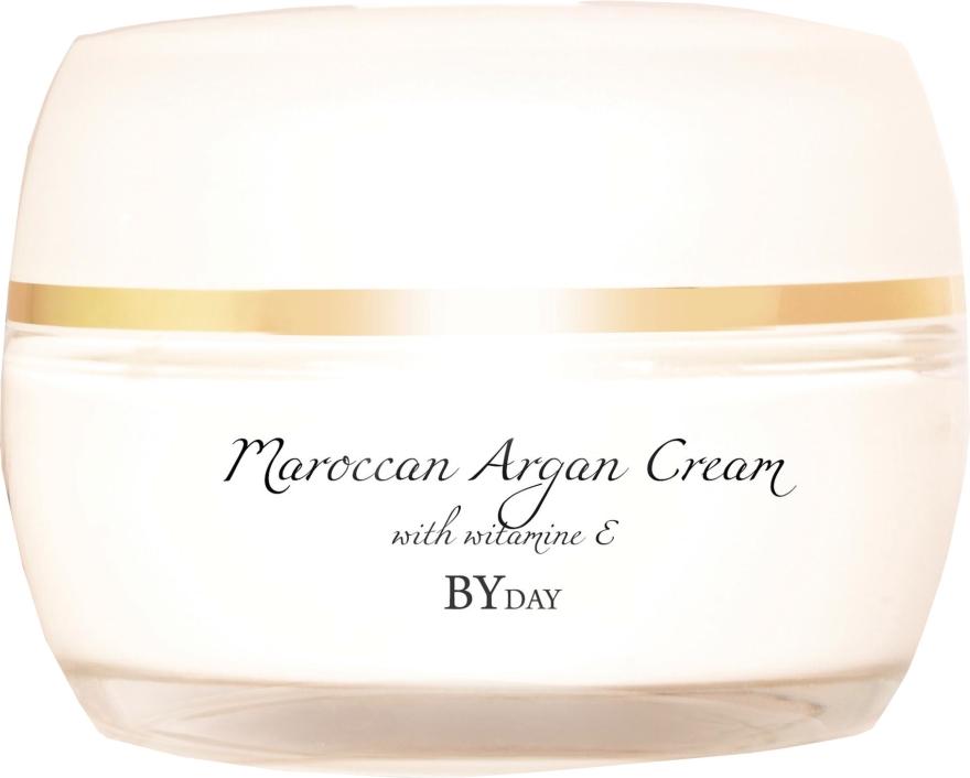 Krem arganowy z witaminą E na dzień 30+ - Nacomi Argan Oil Cream