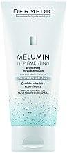 Kup Emulsja micelarna rozjaśniająca koloryt skóry - Dermedic MeLumin Depigmenting