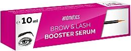 Kup Serum na porost brwi i rzęs - Andmetics Brow & Lash Booster Serum