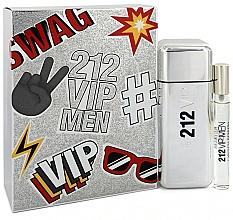 Kup Carolina Herrera 212 VIP Gift Set 2 - Zestaw (edt 100ml + edt mini 10ml)