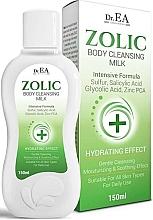 Kup Oczyszczające mleczko do ciała - Dr.EA Zolic Body Cleansing Milk