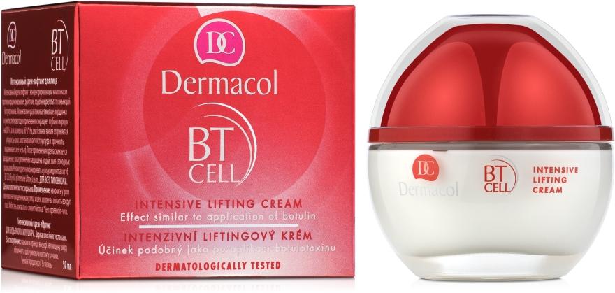 Krem intensywnie liftingujący do twarzy - Dermacol BT Cell Intensive Lifting Cream — фото N1