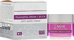 Kup Przeciwzmarszczkowy krem z komórkami macierzystymi i krzemem 70+ - AVA Laboratorium L'Arisse Effective Skin Care 5D