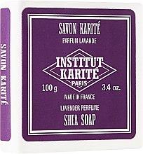 Kup Kremowe mydło w kostce Lawenda - Institut Karité Lavande Shea Soap