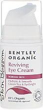 Kup Rewitalizujący krem do skóry wokół oczu - Bentley Organic Skin Blossom Reviving Eye Cream