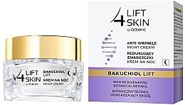 Kup Przeciwzmarszczkowy krem do twarzy na noc - Lift4Skin Bakuchiol Lift