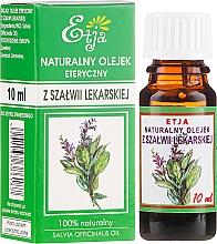 Kup Naturalny olejek z szałwii lekarskiej - Etja