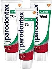 Kup Zestaw - Parodontax Fluoride (t/paste 75m + t/paste 75m + t/paste 75m)