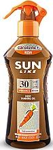 Kup Olejek w sprayu przyspieszający opalanie SPF 30 - Sun Like Deep Tanning Oil SPF 30 Pump