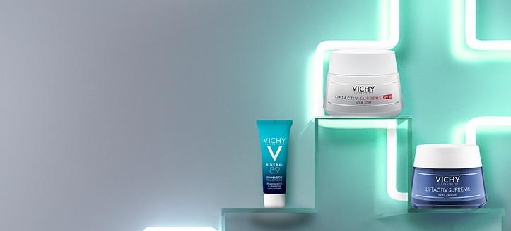 Odbierz MINÉRAL 89 PROBIOTIC FRACTIONS 10 ml, przy zakupie promocyjnych dermokosmetyków do pielęgnacji twarzy