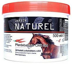 Kup Żel koński z ekstraktem z chili - Jardin Naturel