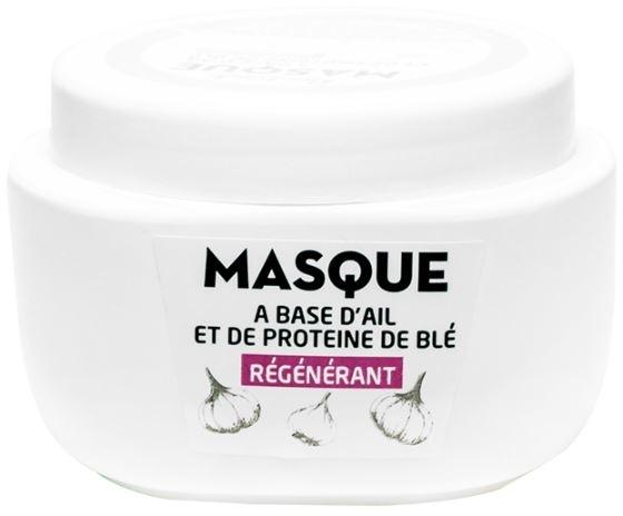 Regenerująca maska czosnkowa do włosów - Renee Blanche — фото N1