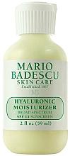 Kup Hialuronowy krem nawilżający do twarzy - Mario Badescu Hyaluronic Moisturizer SPF15