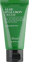 Kup Nawilżający krem do twarzy z aloesem i kwasem hialuronowym - Benton Aloe Hyaluron Cream